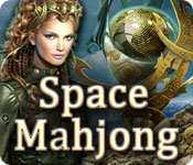 Feature- Screenshot Spiel Space Mahjong