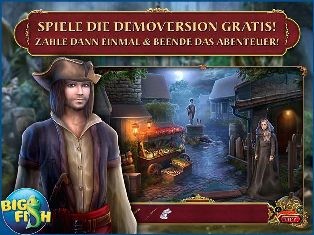 Screenshot für Spirit of Revenge: Das Geheimnis der Königin Sammleredition