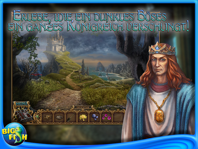 Screenshot für Spirits of Mystery: Dunkler Fluch Sammleredition