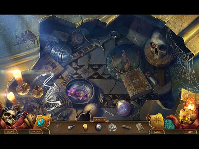 Spirits of Mystery: Tochter des Feuers