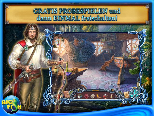 Screenshot für Spirits of Mystery: Der Silberne Pfeil Sammleredition