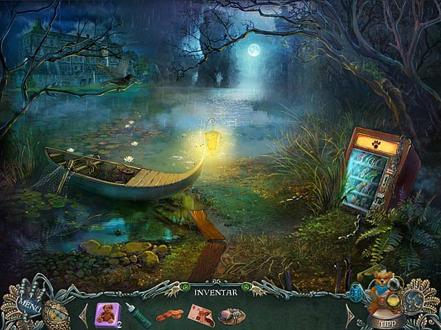 Stranded dreamscapes gefangen