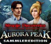 Strange Discoveries: Aurora Peak Sammleredition