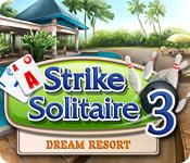 Feature- Screenshot Spiel Strike Solitaire 3 Dream Resort