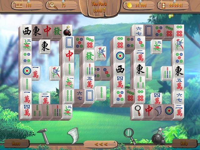 Spiele Screenshot 2 Summer Mahjong