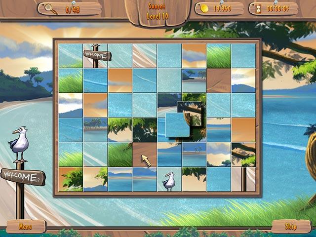 Spiele Screenshot 3 Summer Mahjong