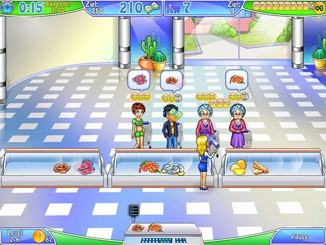 Spiele Screenshot 1 Supermarket Management