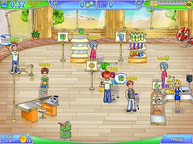 Spiele Screenshot 2 Supermarket Management
