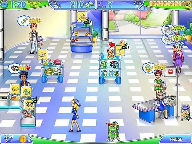 Spiele Screenshot 3 Supermarket Management