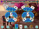 1. Sweet Solitaire: School Witch spiel screenshot