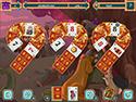 2. Sweet Solitaire: School Witch spiel screenshot