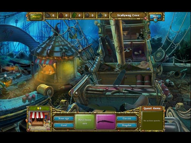 Spiele Screenshot 2 Tales of Lagoona 2: Poseidon Park in Gefahr