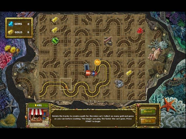 Spiele Screenshot 3 Tales of Lagoona 2: Poseidon Park in Gefahr