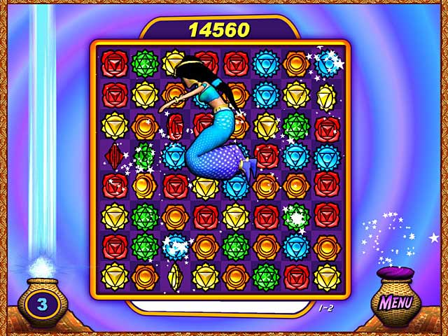 Spiele Screenshot 3 Temple of Jewels