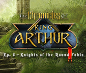 Feature- Screenshot Spiel The Chronicles of King Arthur: Episode 2 - Knights of the Round Table