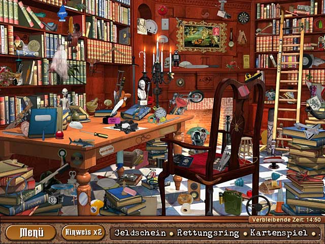 Spiele Screenshot 1 The Secret of Margrave Manor