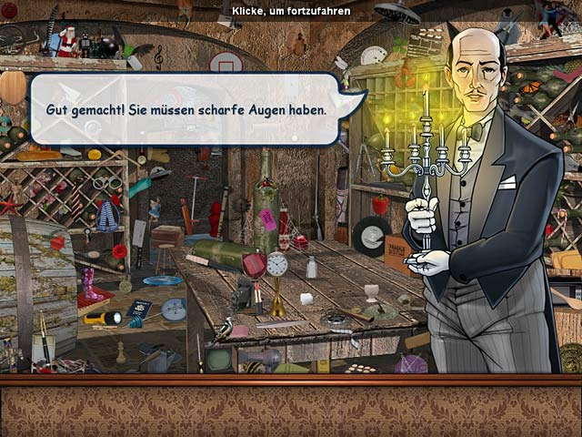 Spiele Screenshot 3 The Secret of Margrave Manor