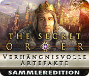 The Secret Order: Verhängnisvolle Artefakte Sammle