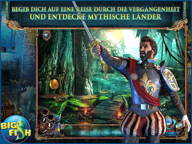 Screenshot für The Secret Order: Niemandsland Sammleredition