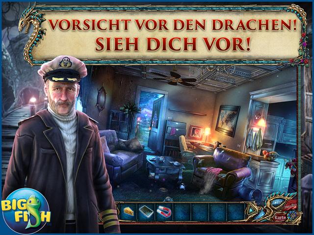 Screenshot für The Secret Order: Das versunkene Königreich Sammleredition