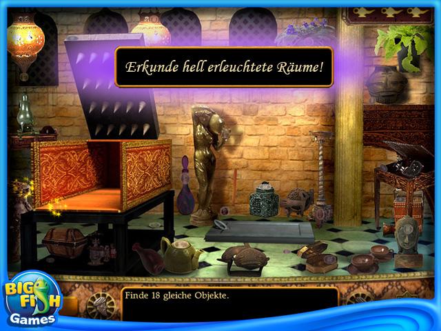 Screenshot für The Sultan's Labyrinth