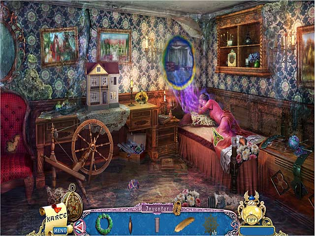 Spiele Screenshot 1 The Torment of Mont Triste