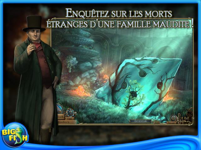 Screenshot für Time Mysteries: Geister der Vergangenheit Sammleredition