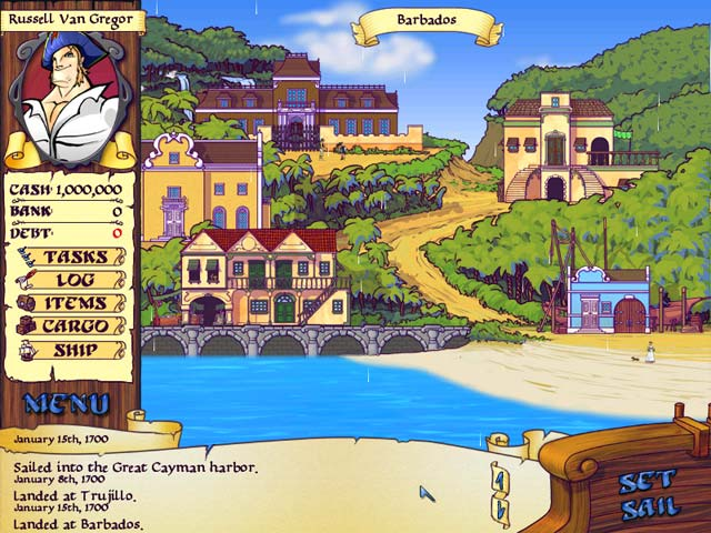 Spiele Screenshot 1 Tradewinds 2