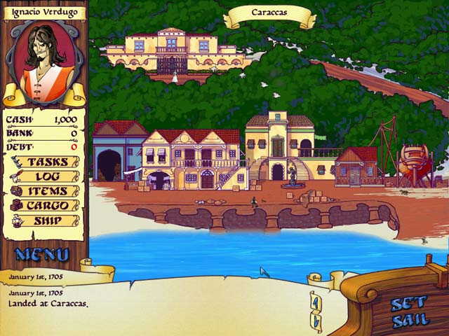 Spiele Screenshot 3 Tradewinds 2