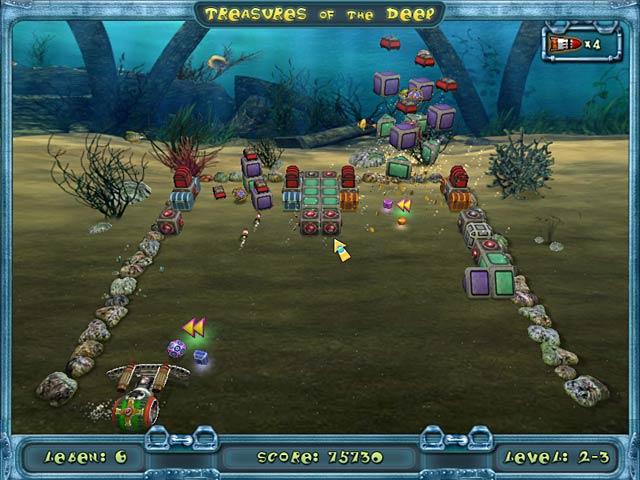 Spiele Screenshot 1 Treasures of the Deep