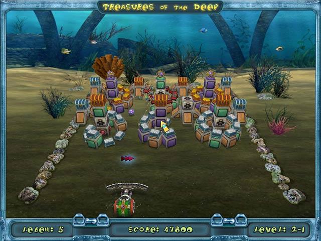 Spiele Screenshot 2 Treasures of the Deep