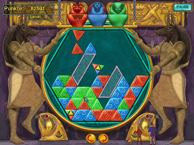 Spiele Screenshot 1 Trijinx