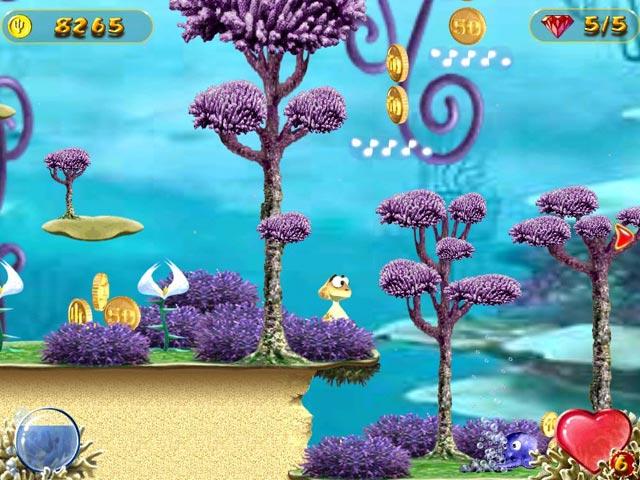 Spiele Screenshot 1 Turtle Odyssey