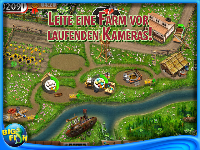 Screenshot für TV Farm