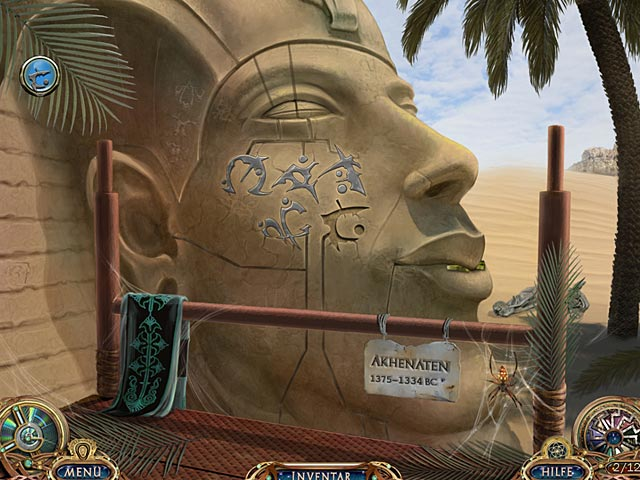Spiele Screenshot 2 Unsolved Mystery Club ®: Ancient Astronauts ®