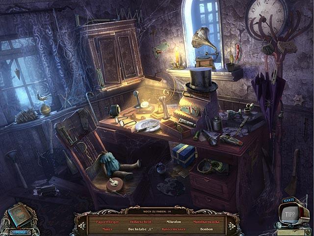 Spiele Screenshot 1 Verbotene Geheimnisse: Alien Town