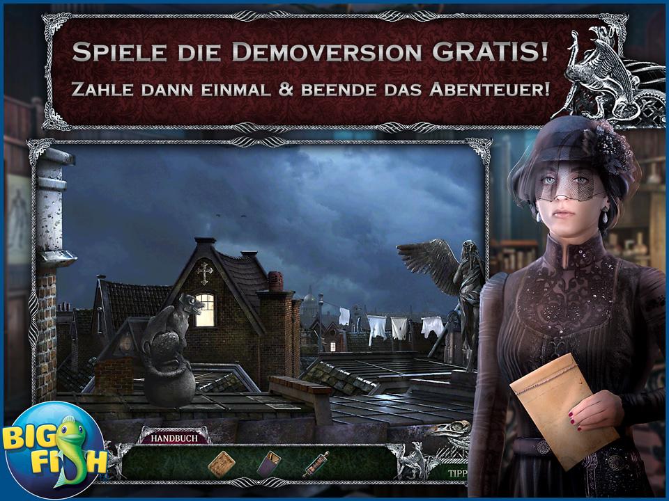 Screenshot für Vermillion Watch: Die Rote Queen Sammleredition