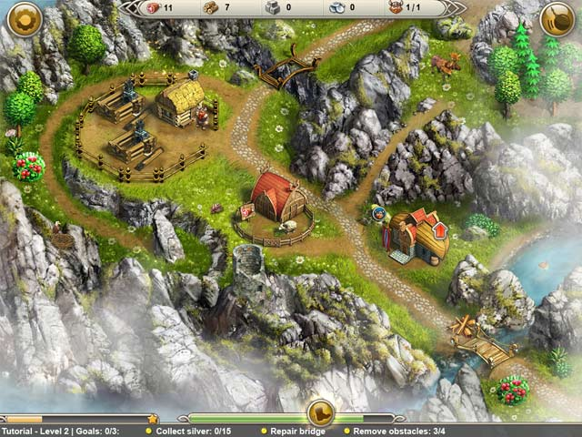 viking saga ipad iphone android pc spiel big fish. Black Bedroom Furniture Sets. Home Design Ideas