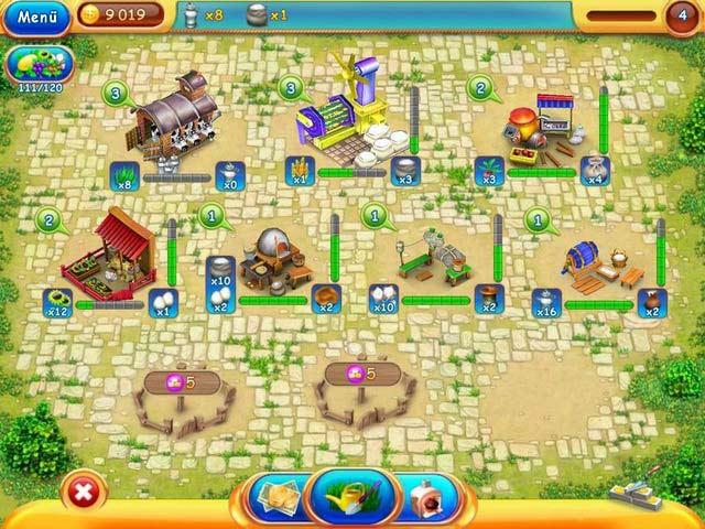 Spiele Screenshot 1 Virtual Farm 2