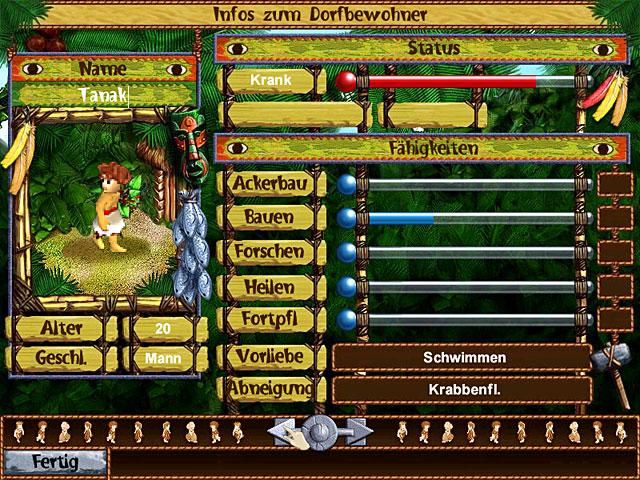 Spiele Screenshot 2 Virtual Villagers: Eine neue Heimat