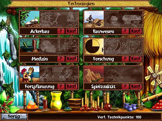 Spiele Screenshot 3 Virtual Villagers: Eine neue Heimat