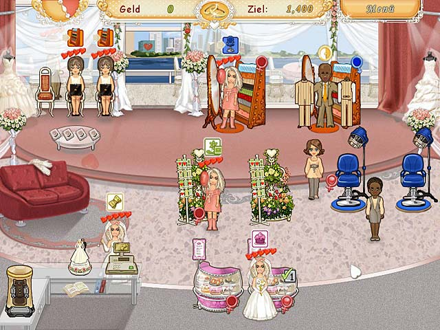 Spiele Screenshot 1 Wedding Salon