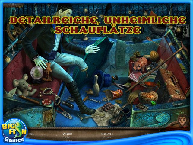 Screenshot für Weird Park: Schräge Töne Sammleredition