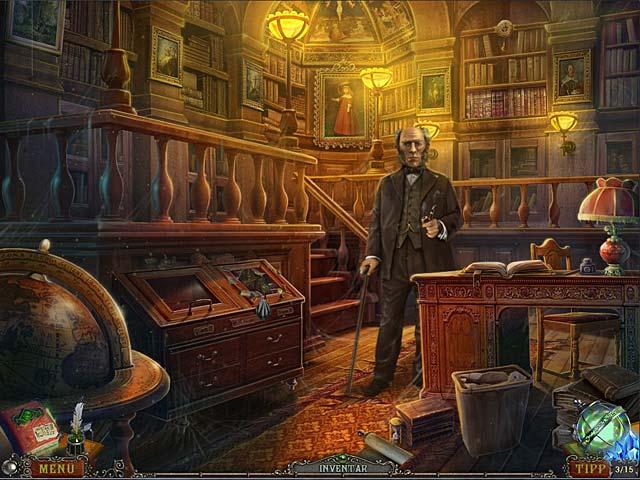 Spiele Screenshot 1 Whispered Secrets: Die Geschichte von Tideville