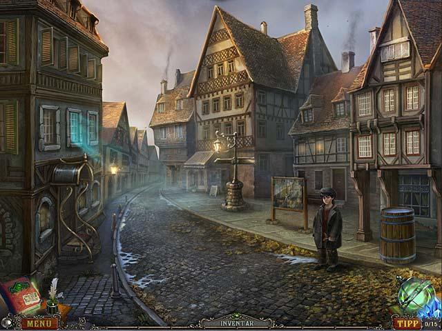 Spiele Screenshot 3 Whispered Secrets: Die Geschichte von Tideville
