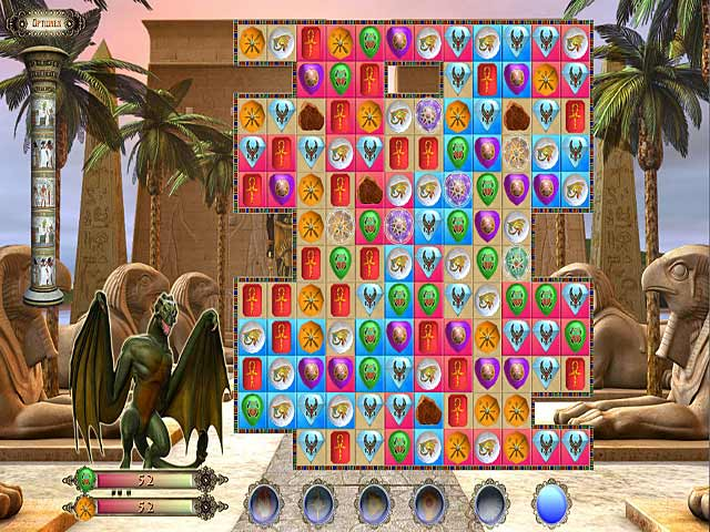 Spiele Screenshot 1 Wings of Horus