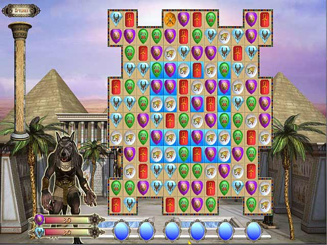 Spiele Screenshot 3 Wings of Horus