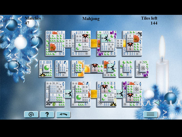 Winter Mahjong img