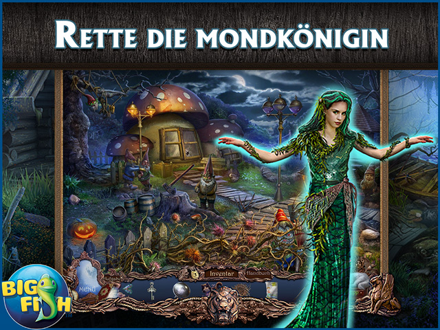 Screenshot für Witch Hunters: Zeremonie bei Vollmond Sammleredition