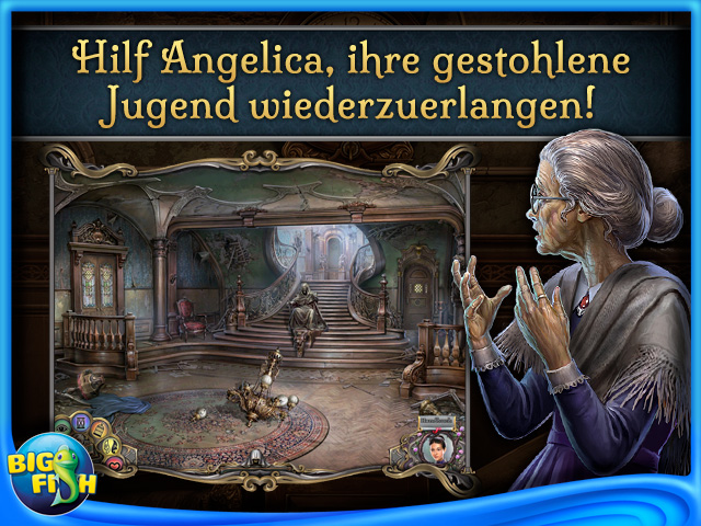 Screenshot für Witch Hunters: Gestohlene Schönheit Sammleredition